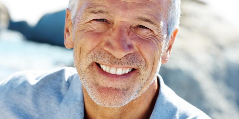 Auch die Zähne lassen sich zusätzlich absichern