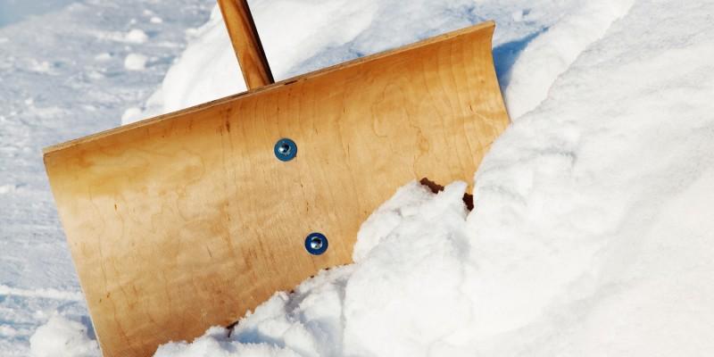 Unfallgefahr durch Schnee und Eis
